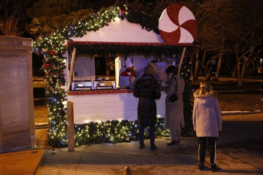 Леон Кварчия: на предпринимателей возложена социальная нагрузка за возможность пользоваться бесплатным местом на площади Свободы