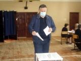 Мэр Сухума проголосовал на выборах депутатов Госдумы (фото)