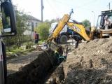 Аварийные работы по ремонту водопровода по улице 4 марта близятся к завершению
