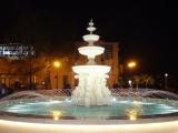 На набережной Сухума заработал новый фонтан (видео)
