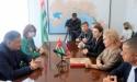 Беслан Эшба принял делегацию Торгово-промышленной палаты Пятигорска (видео)