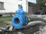 В Сухуме завершились работы по подключению трех участков нового водопровода к магистральным сетям